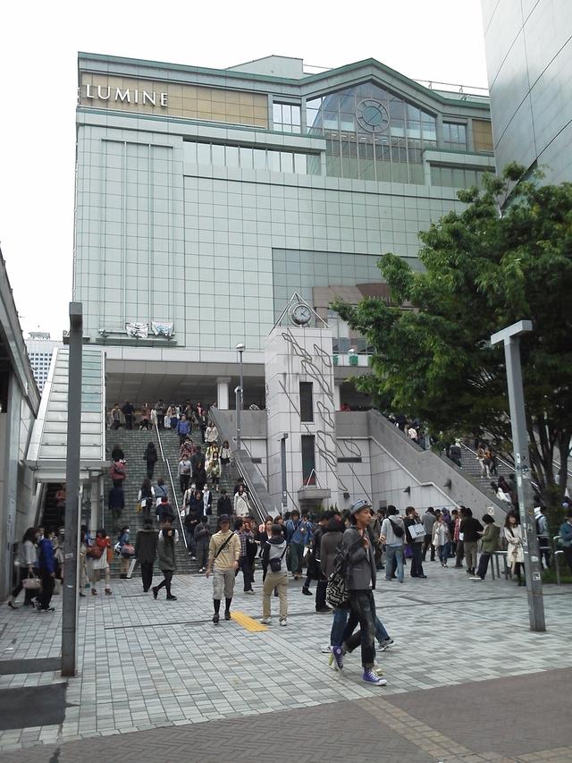 LUMIE新宿