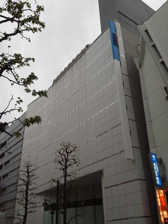 西武渋谷のパーキング 駐車場
