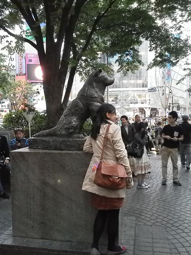 渋谷ハチ公