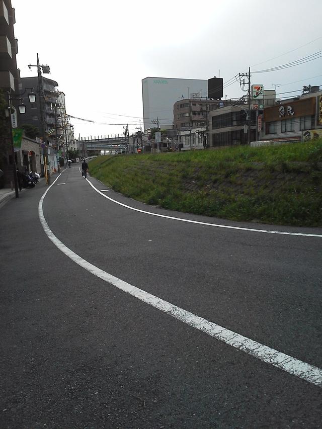 多摩堤通り