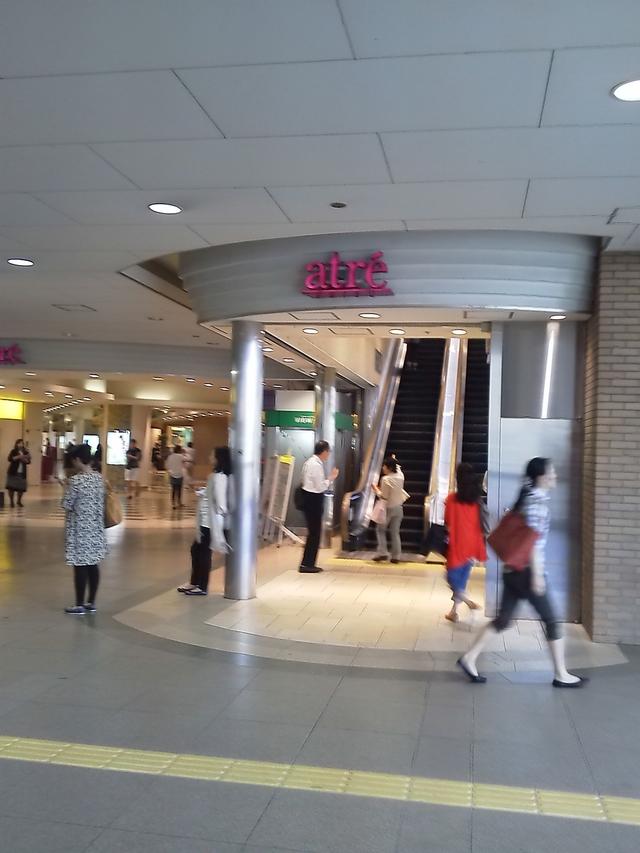 恵比寿アトレ入口
