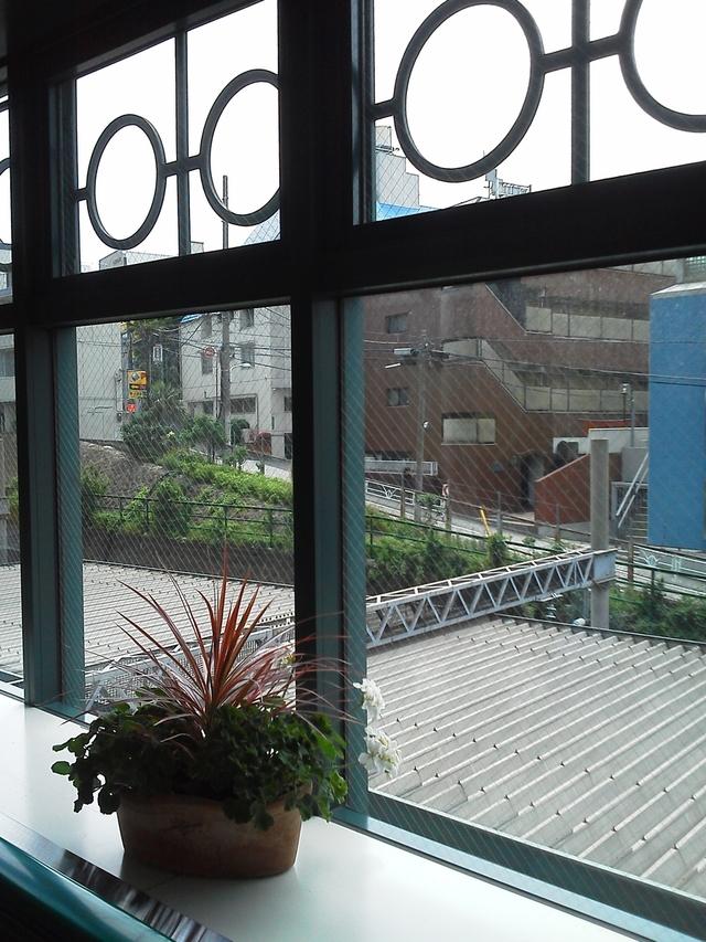 恵比寿スカイウォークの景色