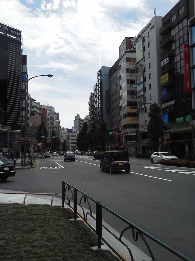 恵比寿駅付近
