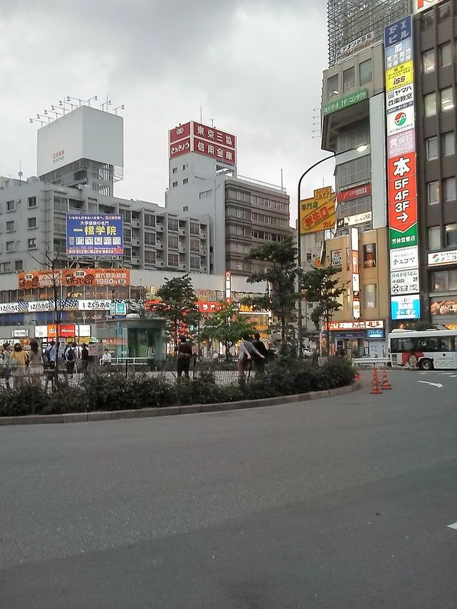 高田馬場駅