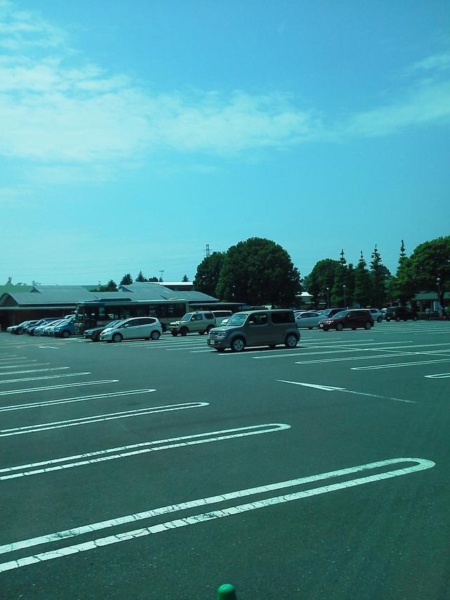 サイボク駐車場