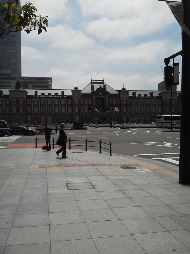 皇居前広場へ
