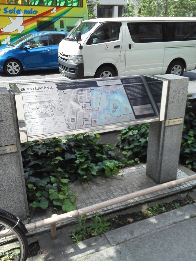 歴史と文化の散歩道解説