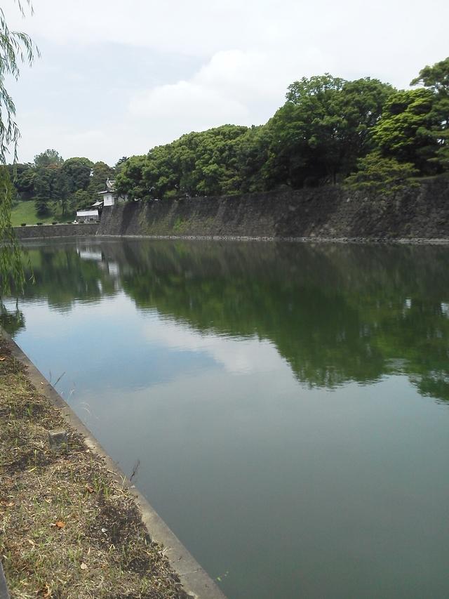 凱旋濠と桜田門