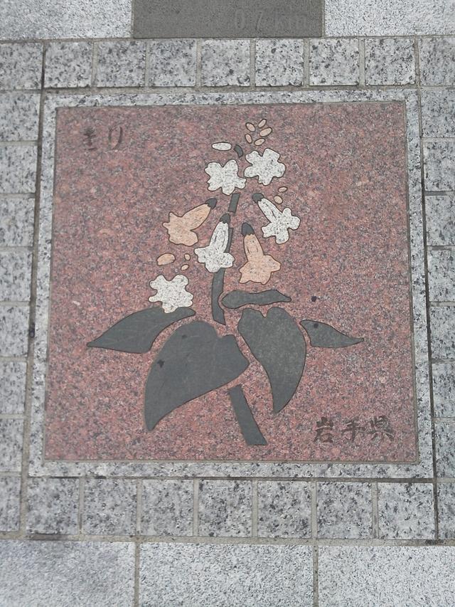 花の環 岩手県