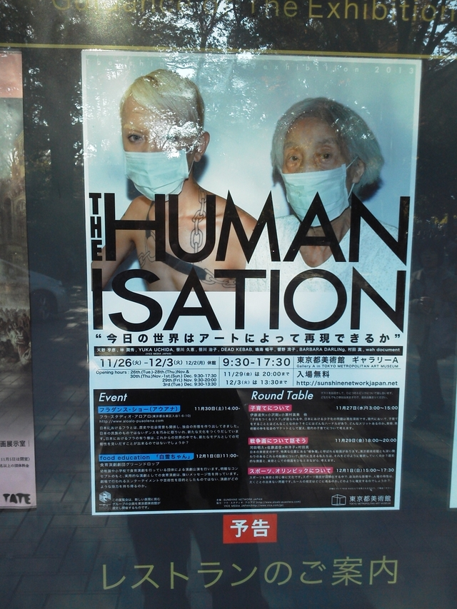 THE HUMAN ISATION