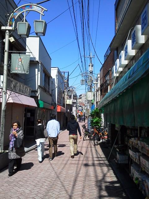 高円寺あづま通り商店街